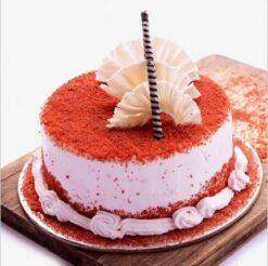 classy red velvet cake