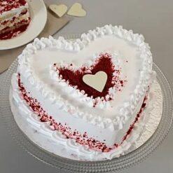 Delicious Velvety Heart