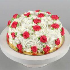 Designer Roses Cake1