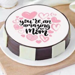 Amazing Mom Love Cake