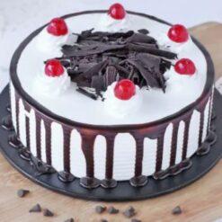 Cherried Blackforest Cake