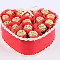 Hearty Arranged Rochers