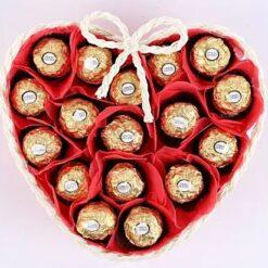 Hearty Arranged Rochers1