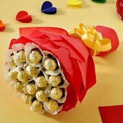 Red Ferrero Bouquet1